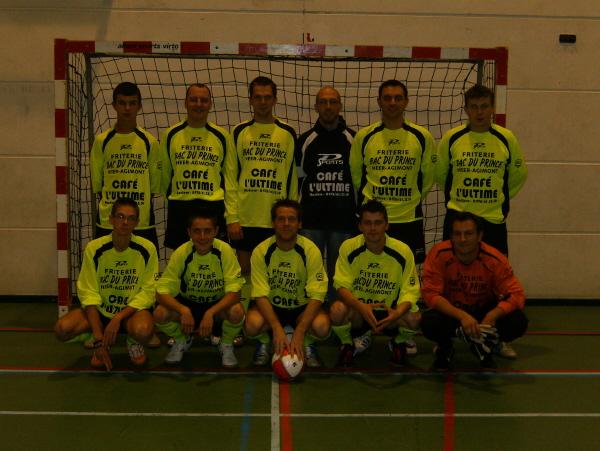 equipe jaune